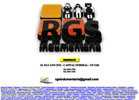 Rgsindumentaria.com.ar thumbnail