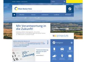 Rhein-neckar-kreis.de thumbnail