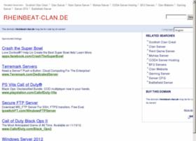 Rheinbeat-clan.de thumbnail
