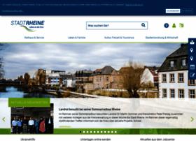 Rheine.de thumbnail