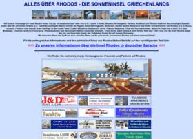 Rhodos-info.de thumbnail