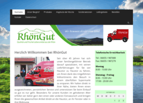 Rhoengut-flieden.de thumbnail