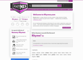 Rhymes.net thumbnail