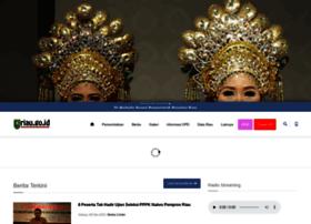 Riau.go.id thumbnail