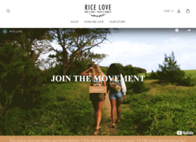 Ricelove.org thumbnail