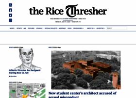 Ricethresher.org thumbnail