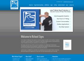 Richardsigns.co.uk thumbnail