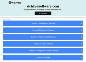 Richlivesoftware.com thumbnail