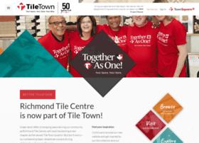 Richmondtilecentre.ca thumbnail