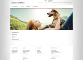 Richter-pharma.at thumbnail