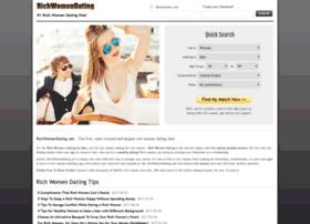 Richwomendating.net thumbnail
