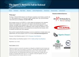 Rickardsinvitational.org thumbnail