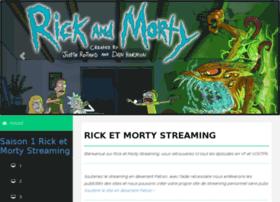 Ricketmorty-streaming.eu thumbnail