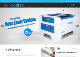 Ricktron.com.br thumbnail
