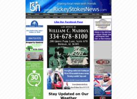 Rickystokesnews.com thumbnail