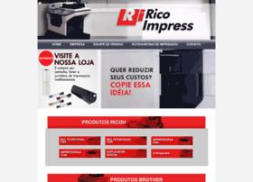 Ricoimpress.com.br thumbnail