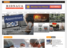 Ridnaua.org thumbnail