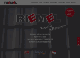 Riemel.de thumbnail