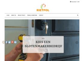 Rietpol.nl thumbnail