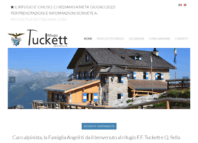 Rifugio-tuckett.it thumbnail