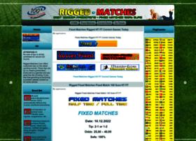 Rigged-matches.com thumbnail