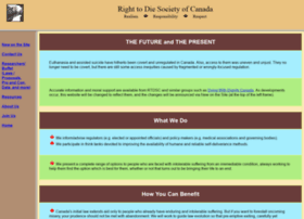Righttodie.ca thumbnail
