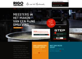 Rigoverffabriek.nl thumbnail