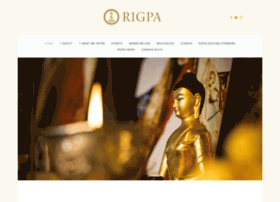 Rigpa.org thumbnail