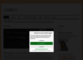 Rilling-rechtsanwalt.de thumbnail