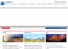 Rinfra.co.in thumbnail