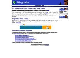 Ringholm.com thumbnail
