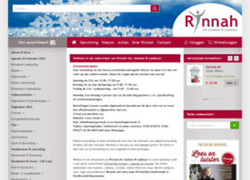 Rinnah.nl thumbnail