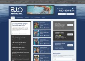 Rioswimteam.org thumbnail
