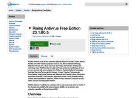 Rising-antivirus-free-edition.updatestar.com thumbnail