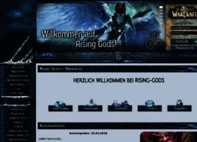 Rising-gods.de thumbnail