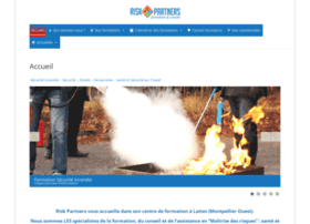 Risk-partners.fr thumbnail