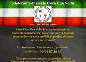 Ristoranteceraunavolta.fr thumbnail