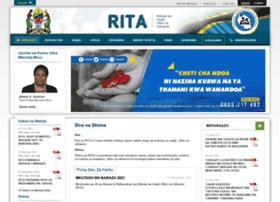 Rita.go.tz thumbnail