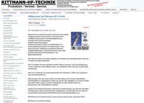 Rittmann-hf-technik.de thumbnail