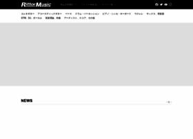 Rittor-music.co.jp thumbnail