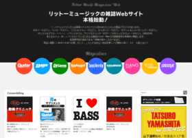 Rittor-music.jp thumbnail