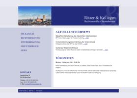Ritzer-kollegen.de thumbnail