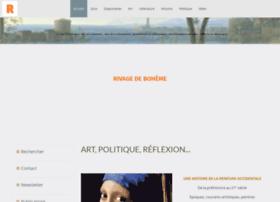 Rivagedeboheme.fr thumbnail