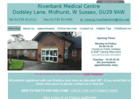Riverbankmedical.co.uk thumbnail