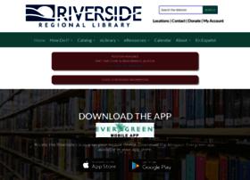 Riversideregionallibrary.org thumbnail