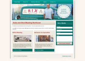 Rixmediaandsodablasting.co.uk thumbnail