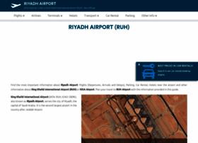 Riyadh-airport.com thumbnail