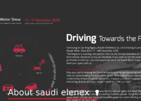 Riyadh-motorshow.com thumbnail