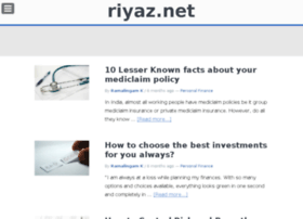 Riyaz.net thumbnail