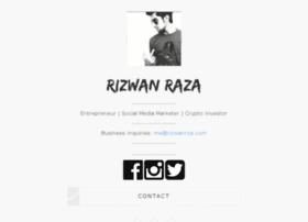 Rizwanrza.com thumbnail